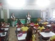Combate ao mosquito da dengue envolve alunos