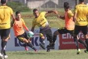Criciúma intensifica treino antes da viagem a Belém
