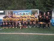 Criciúma E.C. fica em terceiro no Torneio Ilha da Magia