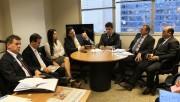Prefeitos fazem pressão por recursos para obras em Brasília