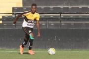 Jogadores do Tigre treinam no CT visando jogo contra o Vasco