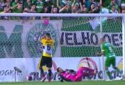 Tigre perde em Chapecó e manteve a sétima colocação