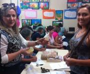 Cras de Jacinto Machado promove segundo curso de sabonete artesanal