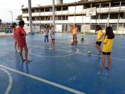 Futsal feminino da Praça CEU vem ganhando novas adeptas
