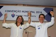 Dalvania Cardoso é homolagada candidata a prefeita pelo PP em Içara