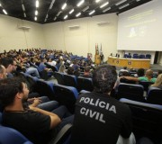 Santa Catarina ganha o reforço de 138 agentes e 57 delegados