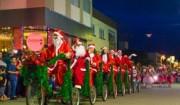 Desfile de Natal tem mais uma edição neste domingo