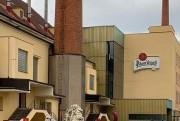 Comitiva brasileira conhece produção de cerveja da Prazdroj