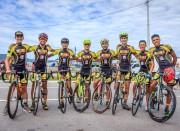 Volta ciclística do Pinhão em São Francisco de Paula