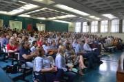 Mobilizados no Dia D da Base Nacional Comum Curricular