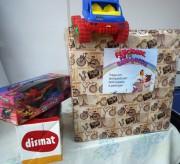 Contato promove arrecadação de brinquedos em prol da Casa Lar Irmã Carmen