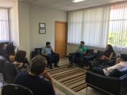 Acibalc discute políticas públicas com prefeito de Balneário Camboriú