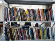 Biblioteca da Unesc doa livros para Centro de Atendimento Socioeducativo