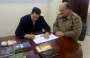 Siecesc e Polícia Militar firmam parceria para o Proerd