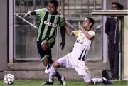 Ataque contra defesa e o merecido empate com o líder