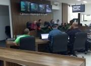 Aumento na cobrança da Cosip tem apoio da maioria dos vereadores