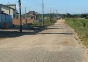 Moradores aguardam pavimentação na Rodovia José Felisbino