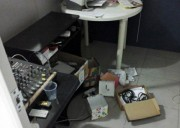 Equipamentos são furtados de igreja evangélica em Içara