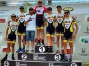 Equipe de Içara vence volta ciclística mais importante do país