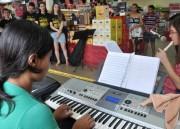 Fundação Cultural realiza apresentação instrumental