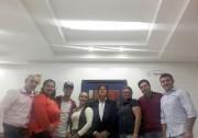Democratas formaliza nova comissão provisória em Içara