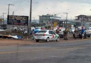 Briga é contida pela PM após danos em veículos em Içara