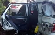 Acidente deixa cinco pessoas de Içara feridas em Joinville