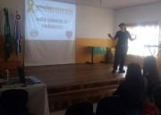Maio Amarelo chega às escolas com palestras de prevenção