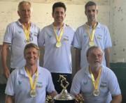 Equipe de Içara vence competição de bocha no Rio Grande do Sul
