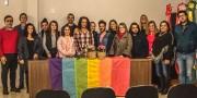 União Nacional LGBT forma núcleo em Içara