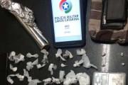 Proprietário de bar é preso por tráfico no bairro Poço Oito