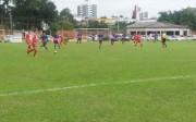 Equipe Caiçara vence duelo içarense de veteranos