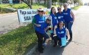 Apae de Içara arrecada R$ 12,1 mil em pedágio beneficente
