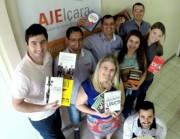 Contribua com livros e ajude a formar novos empreendedores