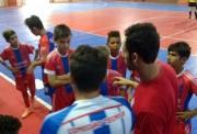 FMCE classifica equipe Sub-12 com goleada em casa