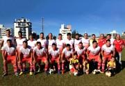 Estádio Diomício Freitas recebe clássico veterano do fim de semana