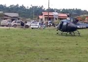 Dupla é detida com forte aparato policial em Coqueiros