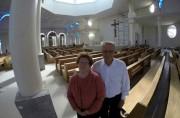 Santuário celebra amizade com o Bairro Morro Bonito