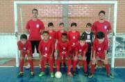 Equipe Sub-10 da FME coloca Içara nas semifinais