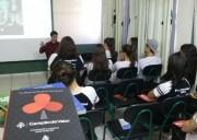 Salete Scotti recebe aulas e livros sobre empreendedorismo