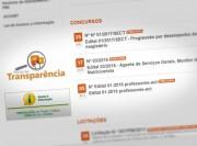 Justiça determina transparência em tempo real em site de Içara