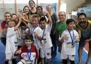 Colégio Cristo Rei vence futsal masculino Sub-8 nos Joesinho
