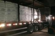 Força-tarefa recupera 25 toneladas de polietileno roubadas