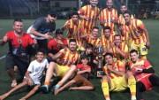 Entre Amigos vence Torneio Via Sports com goleada