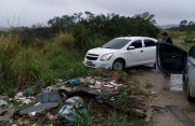 Jovem é detido no Centro de Içara após assaltar taxista