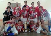 Sub-17 de Içara inicia competição regional em casa neste sábado