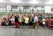 Curso gratuito na Casa do Rock ensinará dança de salão