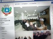 Legislativo adere às redes sociais para interagir com a comunidade
