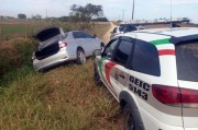 Veículo furtado em Jaguaruna (SC) é achado em Içara (SC)