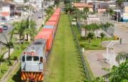 Passeio de trem será uma das atrações da Agromel